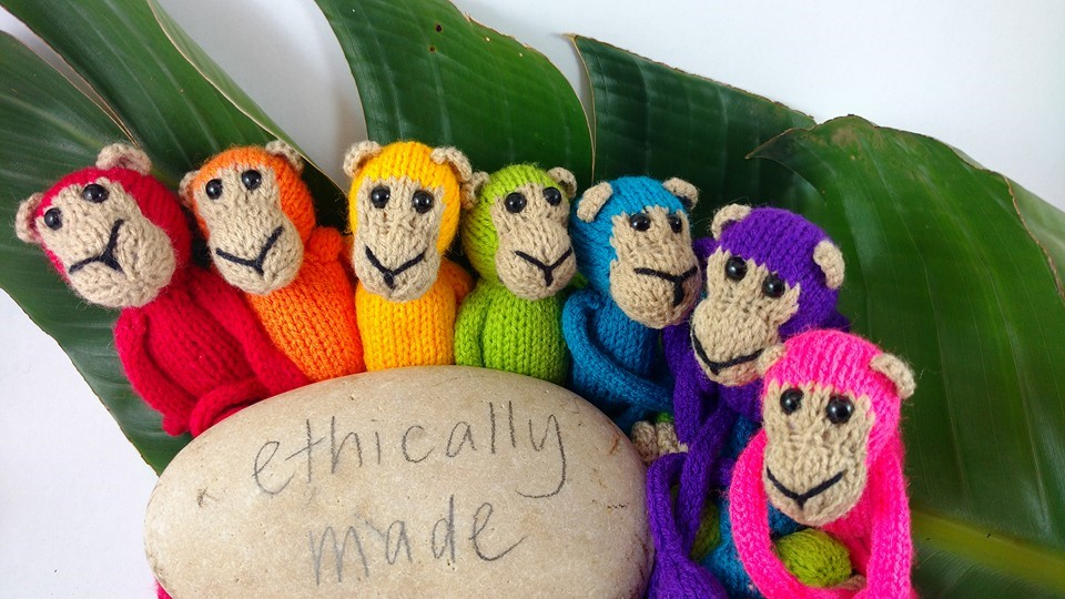 UNIQUE & ETHICAL, HAPPILY MADE MONKEYS